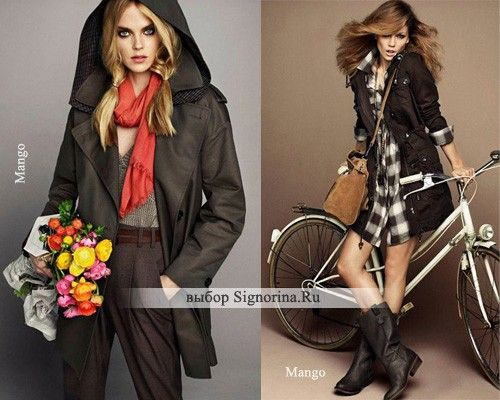 Выбираем коричневое платье (английская мода, английский стиль)