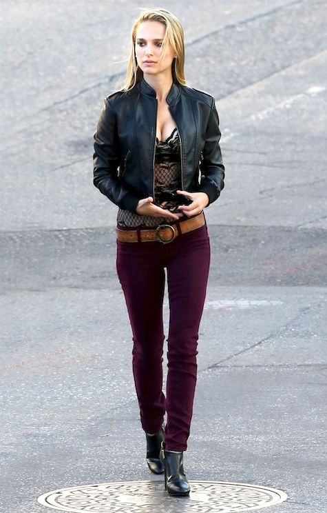 Celebrity chicks in Chelsea boots | other | Natalie ...