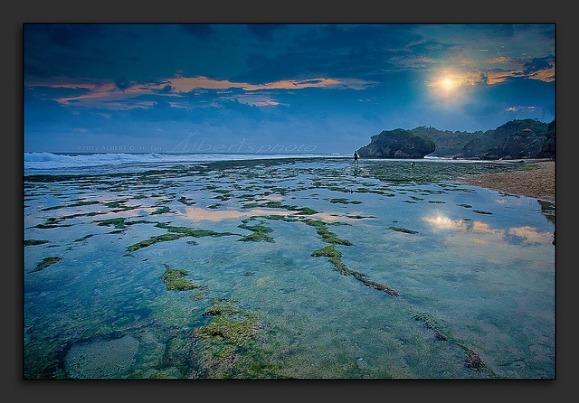 Java Indonesia - Baron Beach by Albert Photo, via Flickr