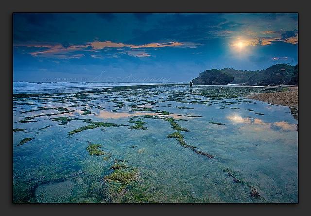 Java Indonesia - Baron Beach by Albert Photo, via Flickr