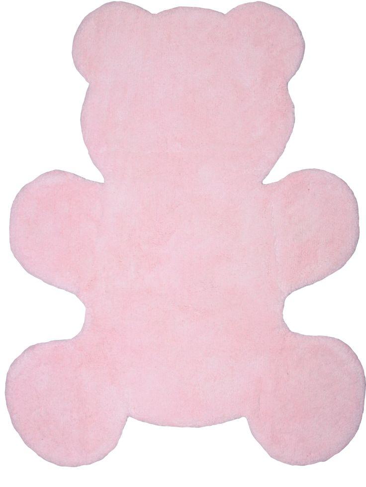 Nieuw in onze collectie tapijten voor de babykamer : deze leuke tapijten in de vorm van een teddybeer en verkrijgbaar in 3 zachte kleuren : roze, blauw en taupe. Superzacht en superleuk voor de babykamer. Verkrijgbaar bij www.onlinemattenshop.be