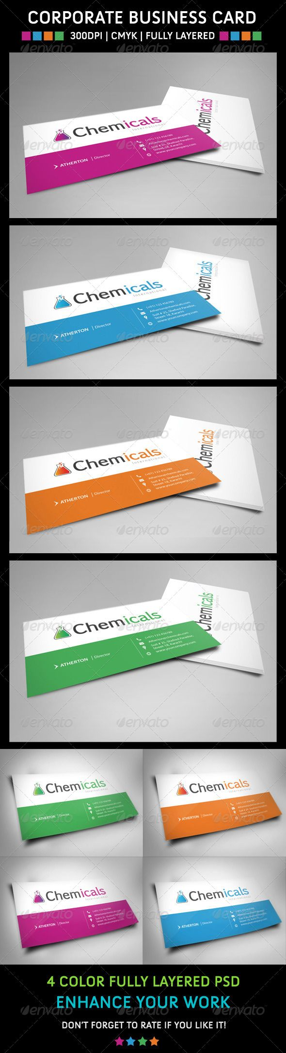 Four Color Business Cards Choice Image - Card Design And Card Template