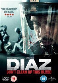 DIAZ – NON PULIRE QUESTO SANGUE/DIAZ – DON'T CLEAN UP THIS BLOOD (15) ITALY   VICARI, DANIELE DVD – £12.99        BLU RAY – £15.99 Dramatic reconstruction of the bloody police raid against the activists and journalists sheltering in the Arnando Diaz School in Genoa at the end of the 2001 G8 summit.  #worldonlinecinema.com In Italian with English subtitles DVD available at – http://www.worldonlinecinema.com/Home/italian-films-on-dvd