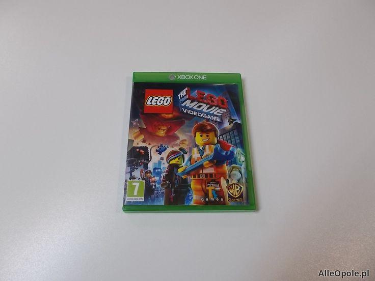 THE LEGO MOVIE VIDEOGAME - GRA Xbox One - Opole 0461 (Opole)