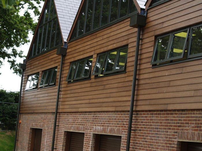 25 best ideas about cedral weatherboard on pinterest for Weatherboard garage designs