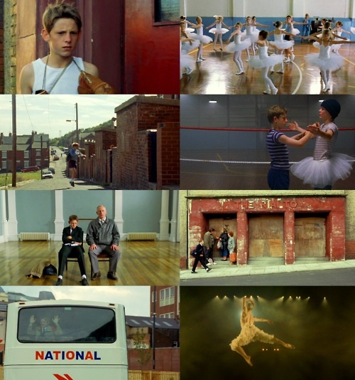 Billy Elliot. I love this film with all my heart.