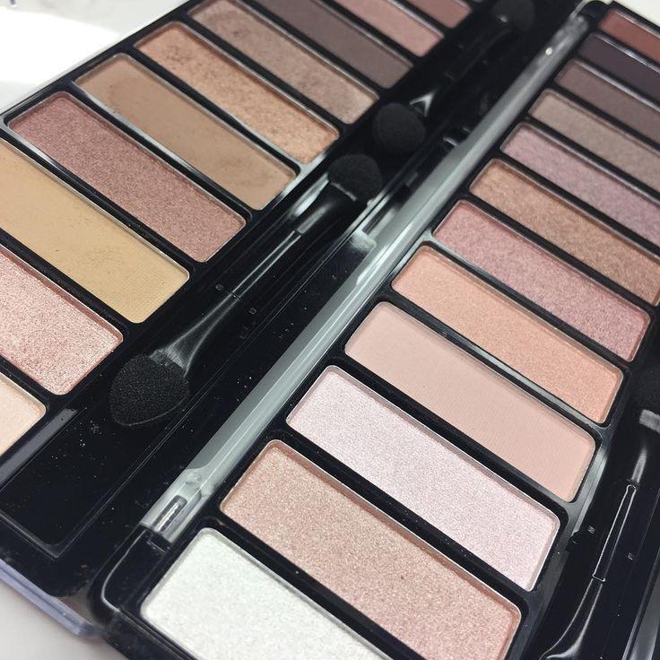 Rimmel eyeshadow palettes