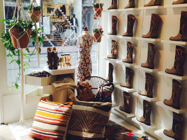 Kiboots Amsterdam: Kelim boots walhalla - Travel Blogs