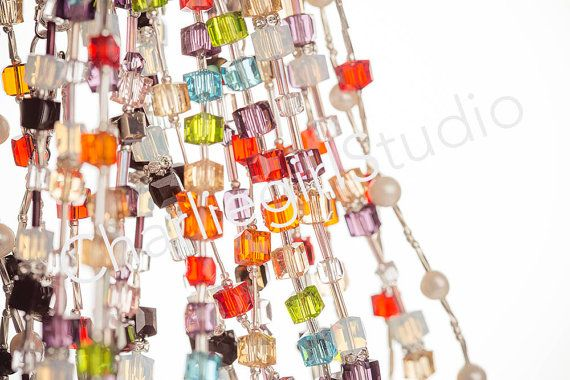 Beads / Styled Stock Photography / Colour by charlenemphotography
