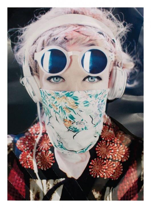 : Fashion, Style, Tereza Janakova, Spring Burning, Hair, Photography
