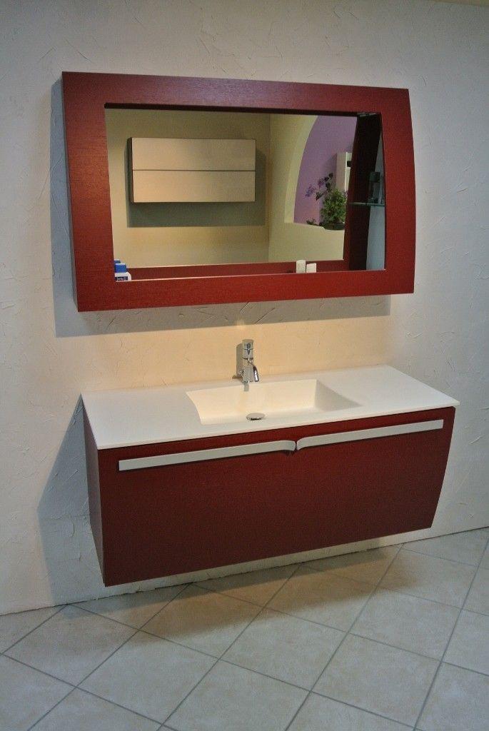 oltre 25 fantastiche idee su arredo bagno rosso su pinterest ... - Bagni Moderni Rossi