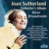 Joan Sutherland: Rare Broadcasts [CD]