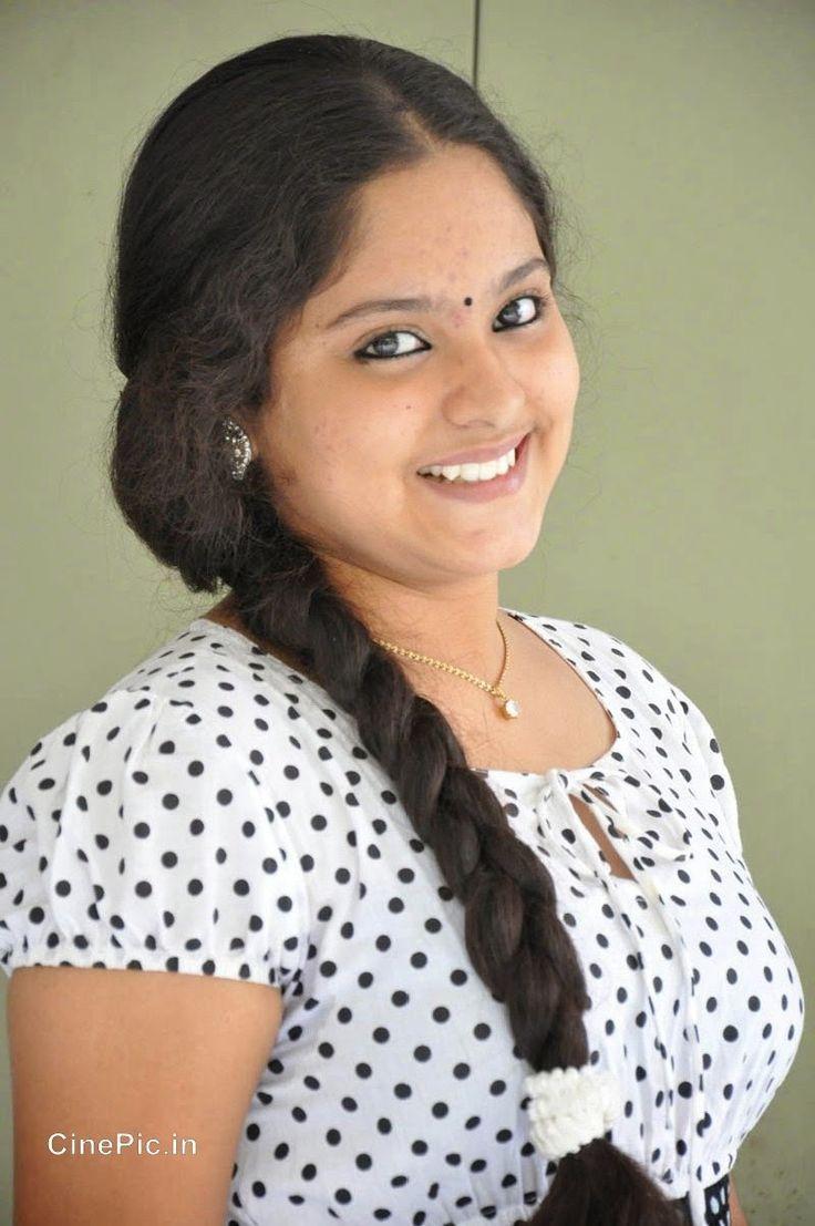 Cute New Telugu Film Actress Usha Sri Exclusive Photo