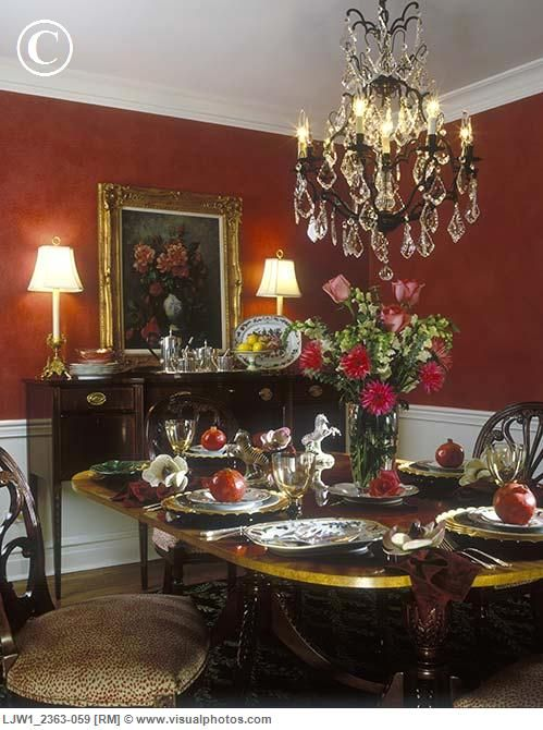 1000 Ideas About Dining Room Buffet On Pinterest: 1000+ Ideas About Red Dining Rooms On Pinterest