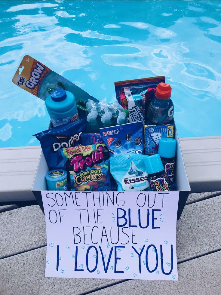 blue!! vsco vibes