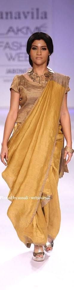 Anavila at Lakme Fashion Week Winter 2014