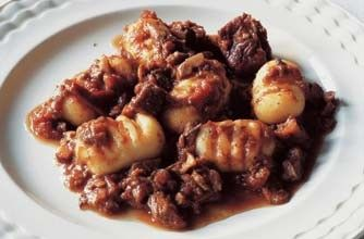 You can't go wrong with this easy, hearty ragu recipe which John Torode learned he was eight - from an Italian!