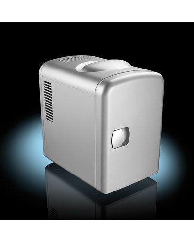 Mini réfrigérateur 2 en 1 avec prise 12 / 230 V – Gris: Fonction froid et chaud En voiture et au bureau Silencieux et compact L'article…