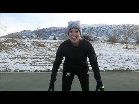 (91) Prenatal Workout: Walking Intervals (3rd Trimester @ 38 Weeks Pregnant) - YouTube