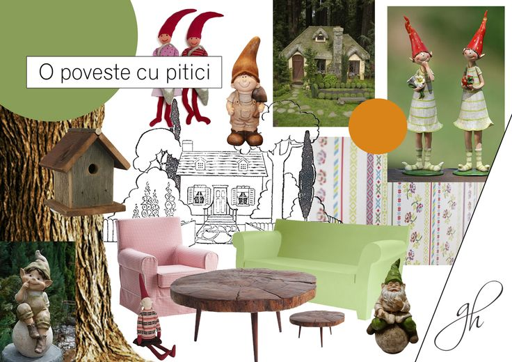 Because december is about stories and kids, here you can find some elements that inspired me to create a fairy-tale decor for the reception of Transylvania College kindergarten. You can find out more about this project here: http://ingeno.ro/receptie-gradinita-transilvanya-college/