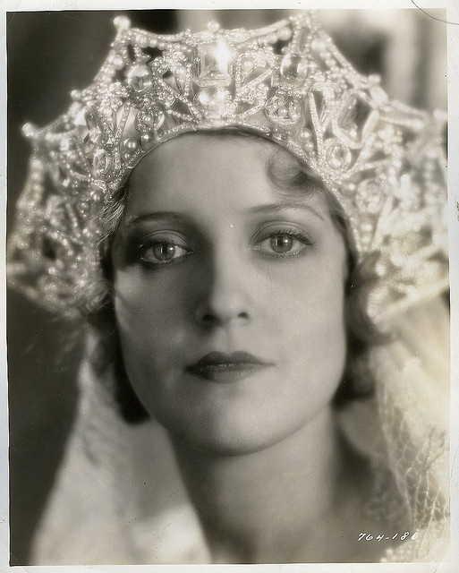 Jeanette Macdonald by le beau monde, via Flickr