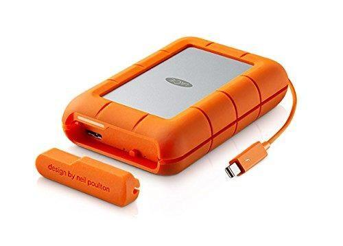 Oferta: 379.60€ Dto: -9%. Comprar Ofertas de LaCie Rugged Raid - Disco duro portátil para MAC y PC 4TB (2x 2TB) (Thunderbolt & USB 3.0) barato. ¡Mira las ofertas!