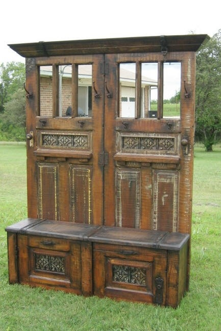 repurposing old doors - Google Search