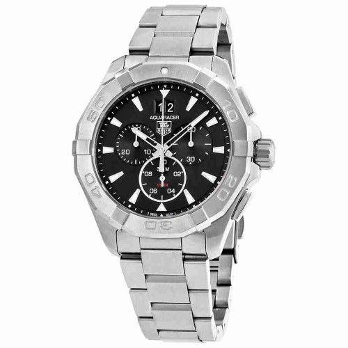 Tag Heuer Aquaracer Chronograph Black Dial Men's Watch CAY1110.BA0927
