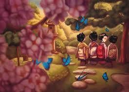 Resultado de imagen para benjamin lacombe madame butterfly
