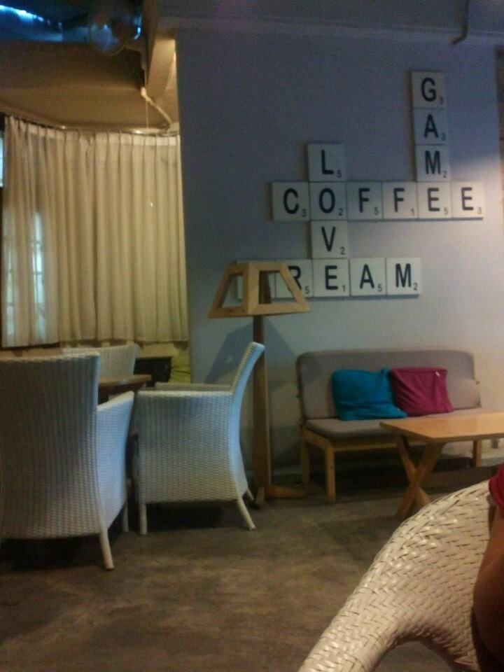 Cups Coffee Bandung, Great place
