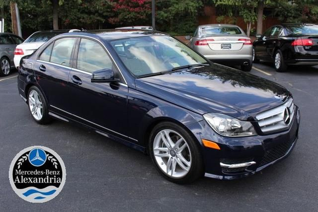 used 2012 mercedes benz c class for sale alexandria va pre owned. Cars Review. Best American Auto & Cars Review