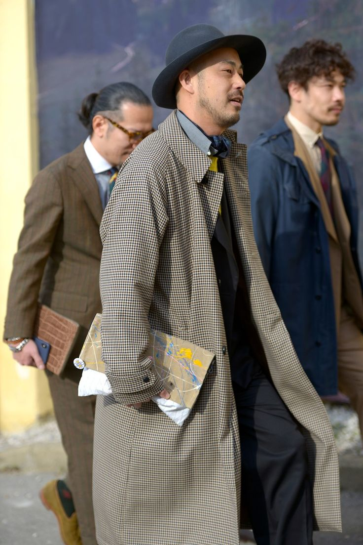 The Best Street Style at Florence's Fall 2019 Pitti Uomo Fair