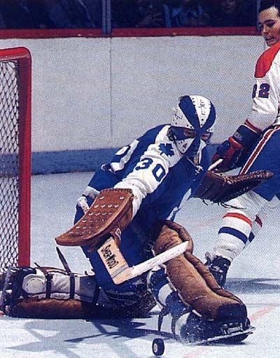 Dunc Wilson / Toronto Maple Leafs