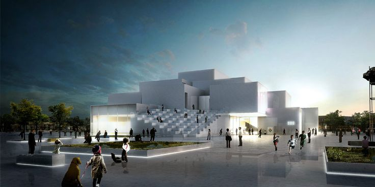 LEGO reveals museum designed by BIG - designboom