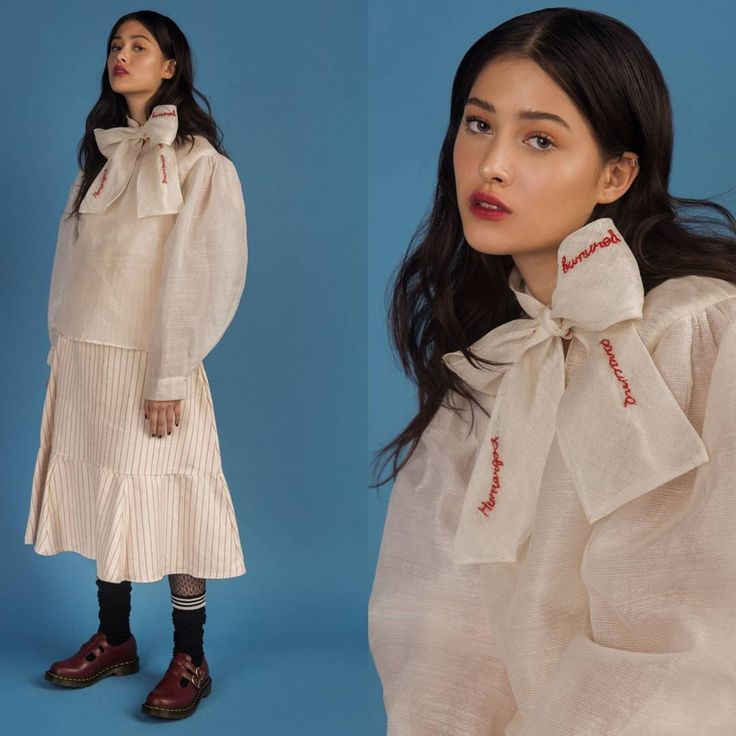 """265 Likes, 1 Comments - Dr. Martens Philippines (@drmartensph) on Instagram: """"Asia's Next Top Model's last Filipina standing, Maureen Wroblewitz, featured in @previewph wearing…"""""""