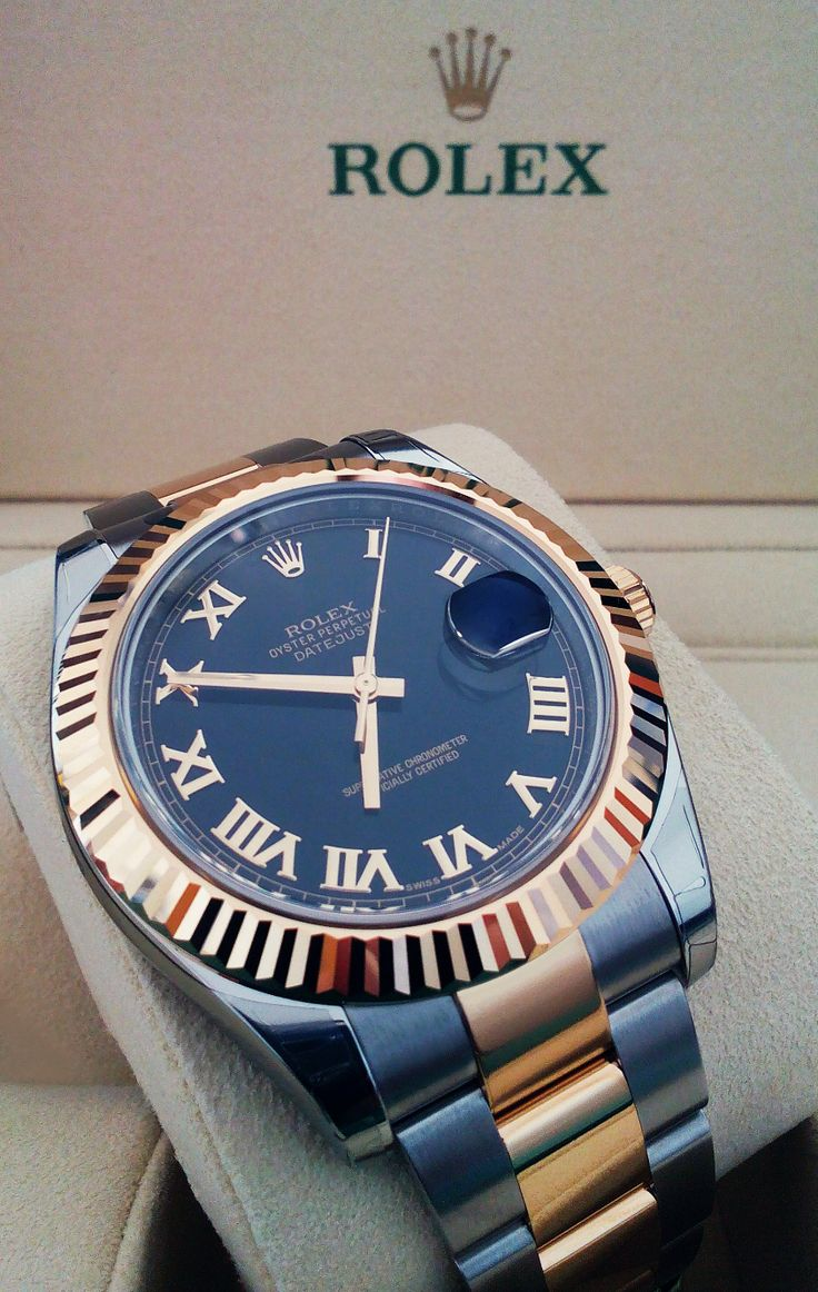 #Rolex #Datejust 116333 - With roman numerals! #swisswatchdealers
