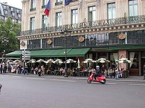 Café de la Paix - Wikipedia, la enciclopedia libre