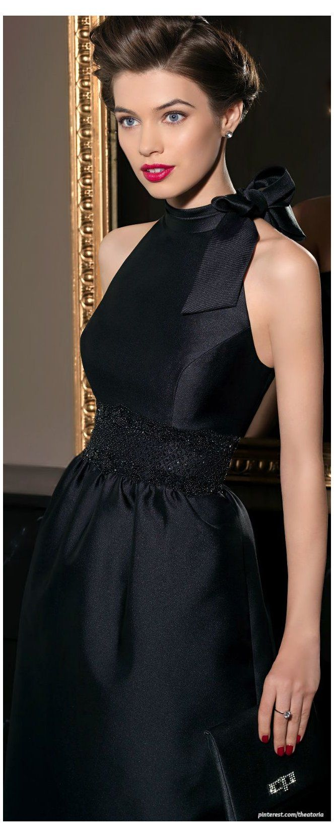 Your Place To Buy And Sell All Things Handmade Classic Black Cocktail Dress Classicblackcocktaildress Cocktail Little Black Dress Black Dress Classy Dress [ 1661 x 663 Pixel ]