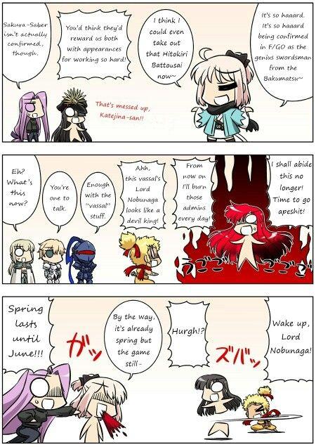 Fate/Gudaguda 09