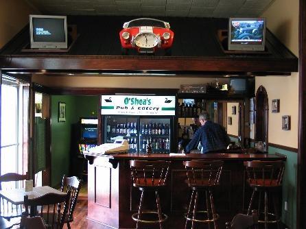 O'shea's Pub ...Kinkora, PEI  There's my buddy Dick.....