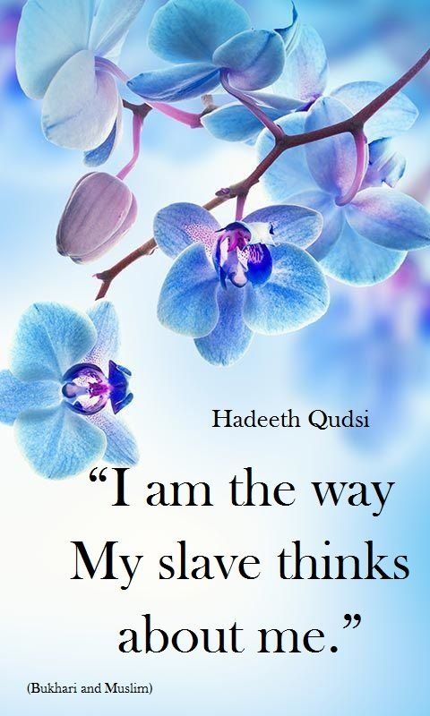 """I am the way My slave thinks about me."""