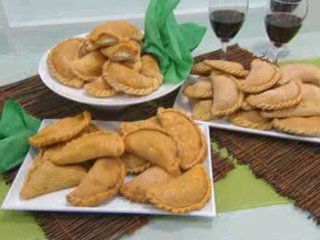 "Receta: Silvina Rumi | Empanadas saborizadas ""aptos para celíacos"" | Utilisima.com"