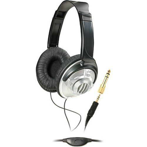 JVC HA-V570 Supra-Aural Headphones by JVC. $14.77. JVC Headphone,Dj-Style,Vol Control, Single Cord,40Mm. Save 26% Off!