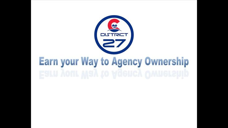 Earn your way to agency ownership build my own insurance