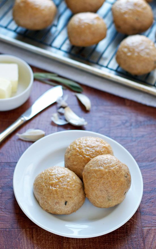 Roasted Garlic Whole Wheat Dinner Rolls Recipes — Dishmaps