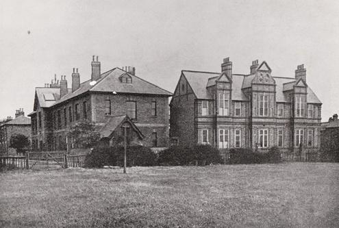 North Ormesby Hospital, Middlesborough 1880