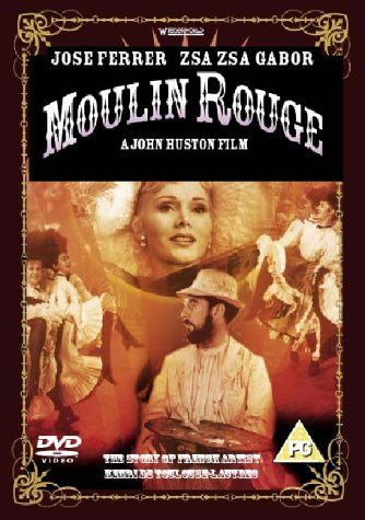 From 0.72 Moulin Rouge (1952) [dvd]