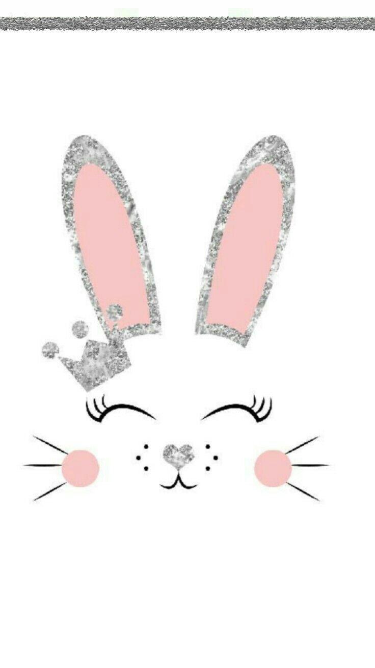 Hunnybunny Easter Wallpaper Bunny Art Cute Wallpapers
