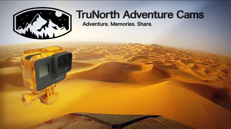 Customize your new GoPro Hero 5 with this new Desert Sand Camo Housing.  Buy yours for your next Adventure!
