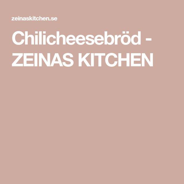 Chilicheesebröd - ZEINAS KITCHEN